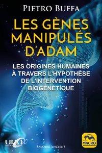 Les gènes manipulés d'Adam - Livre