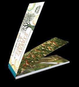 Les Marque-Pages de l'Esprit des Arbres - papeterie