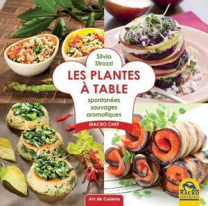 Les Plantes à Table - Livre