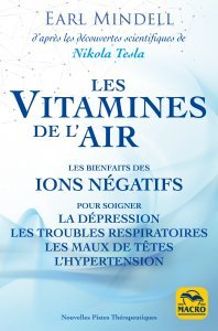 Les vitamines de l'air (kindle) - Ebook