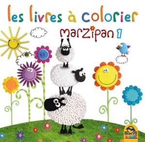 Coloriages Marzipan n°1 - Livre
