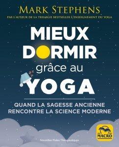Mieux dormir grâce au yoga - Livre