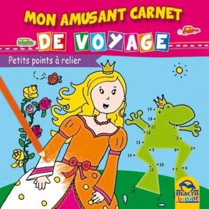 Mon Amusant Carnet de Voyage - Points à Relier - Livre