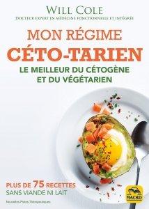 Mon régime céto-tarien (kindle) - Ebook