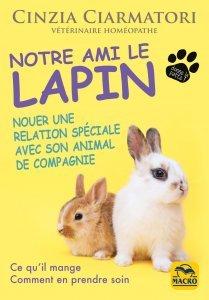 Notre ami le lapin - Livre