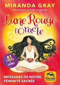 Lune Rouge : L'oracle de Miranda Gray (cartes) - Cartes