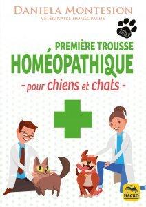 Première trousse Homéopathique pour chiens et chats - Livre