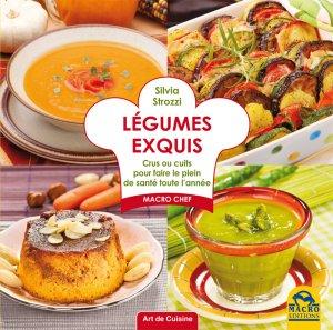 Légumes exquis - Livre