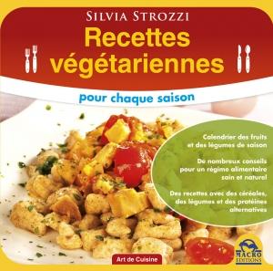 Recettes végétariennes - Livre