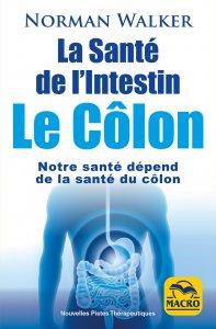 La Santé de l'Intestin - Le Côlon - Livre