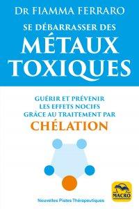 Se débarrasser des métaux toxiques (kindle) - Ebook