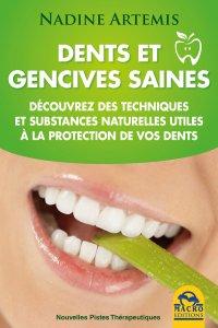 LIVRE Dents et Gencives saines de Nadine Artemis