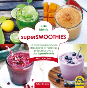 super SMOOTHIES - Livre