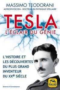 Tesla, l'éclair de génie - Livre