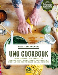 Uno Cookbook - Livre