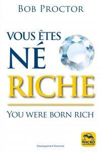 Vous Etes Ne Riche - Libro