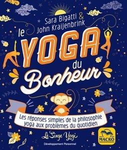 Le yoga du bonheur - Livre