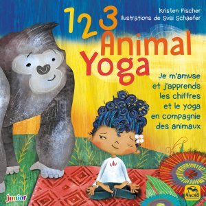 123 Animal Yoga - Livre