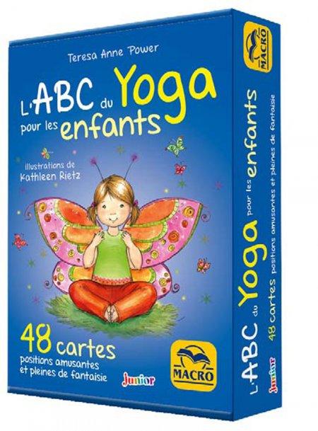 L'ABC du Yoga pour les Enfants - jeu - Cartes
