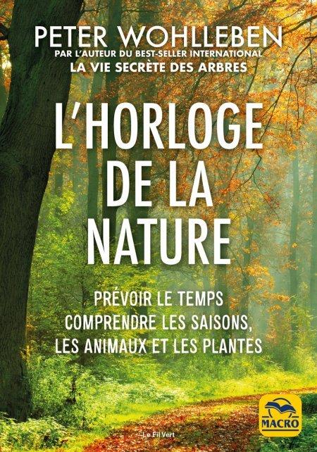 L'horloge de la nature - Livre