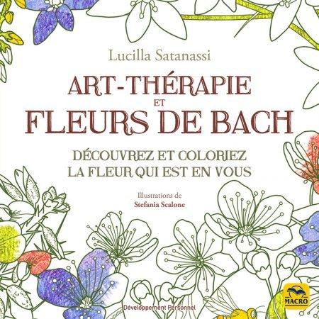 ART-THERAPIE et FLEURS DE BACH - Livre