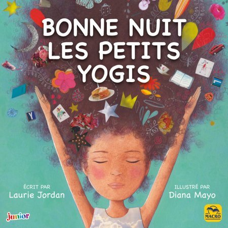 Bonne nuit les petits yogis - Livre