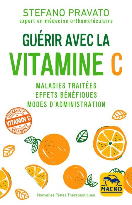 Guérir avec la vitamine C (kindle) - Ebook