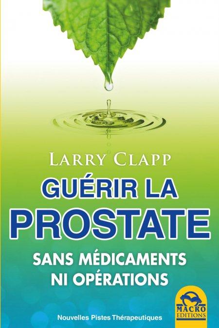 Guérir la prostate - Livre