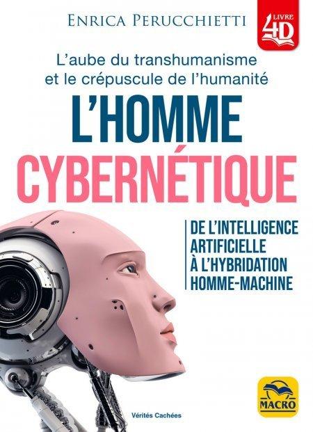 L'homme cybernétique - Livre