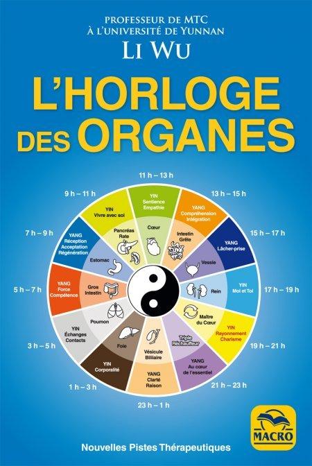L' Horloge des Organes - Ebook