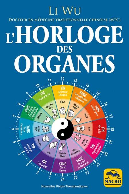 Horloge des Organes (kindle) - Ebook