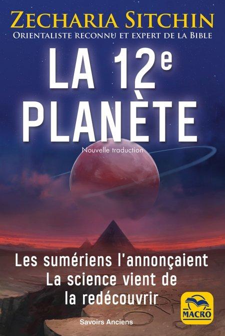 La 12e planète - Livre