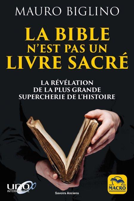 La Bible n'est pas un livre sacré (epub) - Ebook