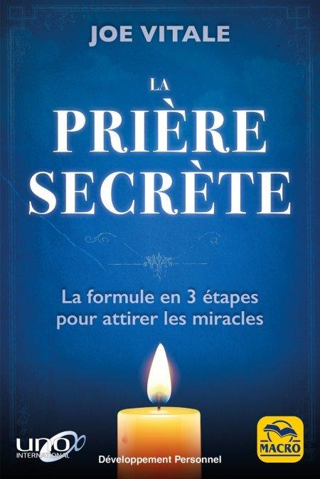 La Prière Secrète - Livre
