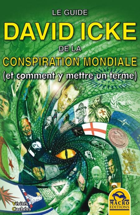 Le Guide de David Icke de la Conspiration Mondiale - Ebook