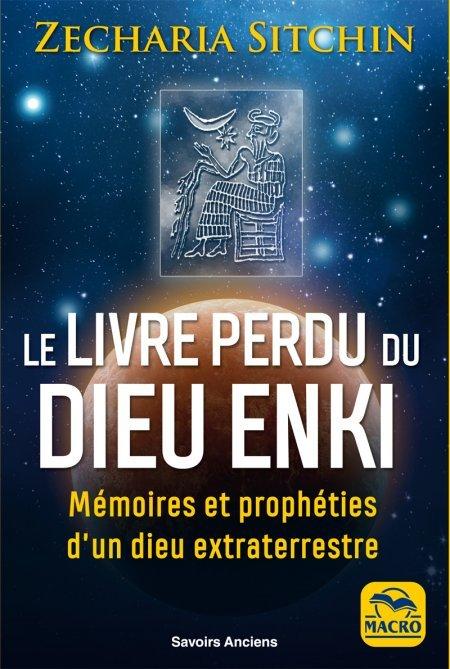 Le livre perdu du dieu Enki - Livre