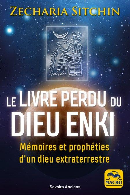 Le livre perdu du dieu Enki (ebup) - Ebook