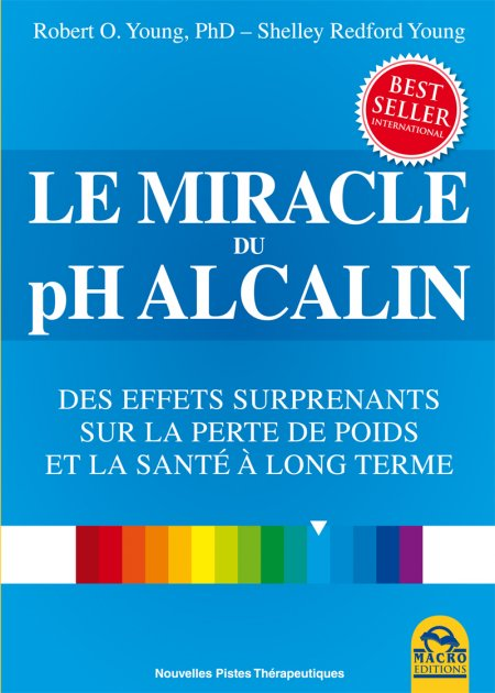 Le Miracle du pH Alcalin - Livre