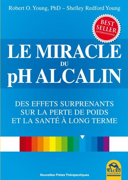 Le Miracle du pH Alcalin - Livre