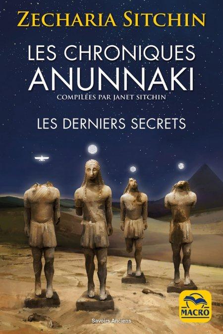 Les Chroniques Anunnaki - Ebook