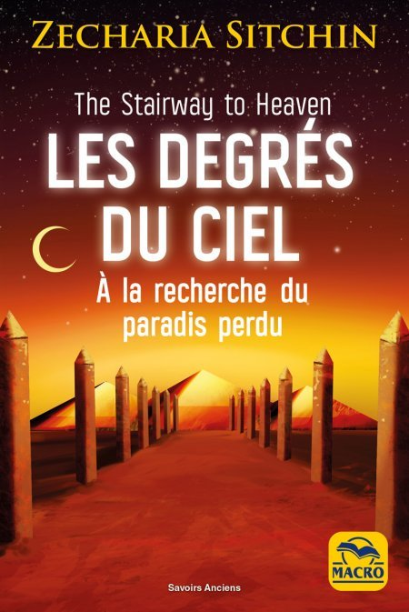 Les degrés du ciel (kindle) - Ebook