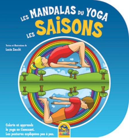 Les Mandalas du Yoga - Les Saisons - Livres