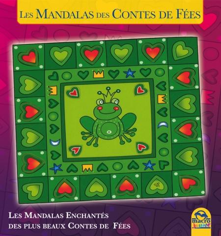 Les mandalas des contes de fées - Livre
