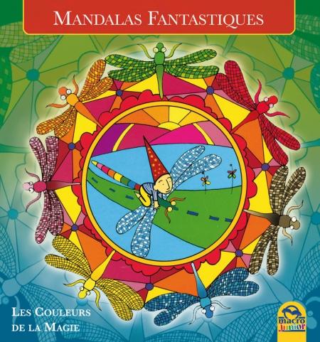 Mandalas fantastiques - Livre