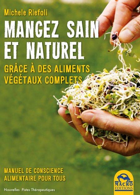 Mangez Sain et Naturel - Livre