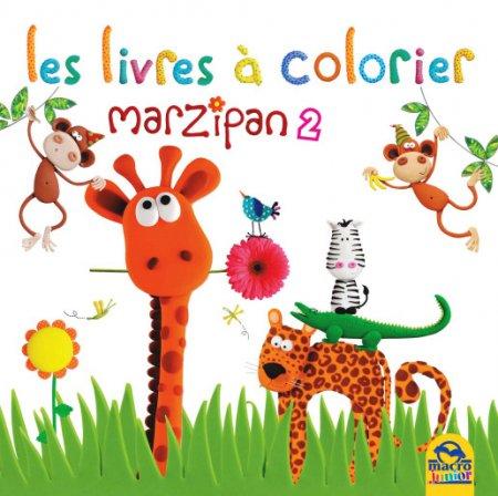 Les Livres à Colorier - Marzipan 2 - Livre
