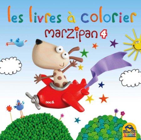 Les Livres à Colorier - Marzipan 4 - Livre