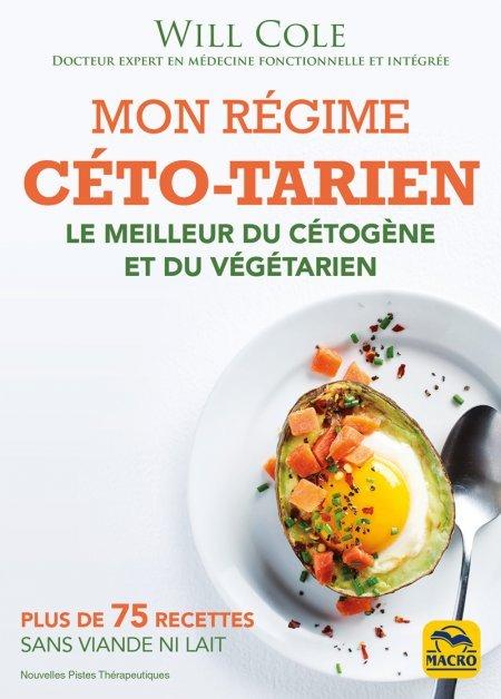 Mon régime céto-tarien (epub) - Ebook