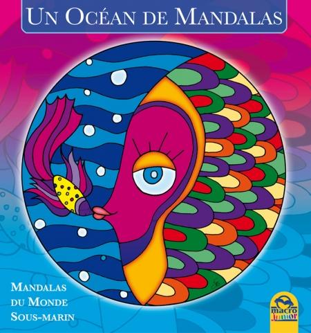 Un océan de mandalas - Livre