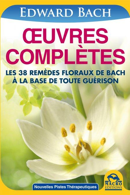 Œuvres Complètes d'Edward Bach - Livre